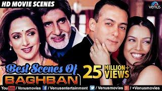 Best Scenes Of Baghban   Hindi Movies   Best Bollywood Movie Scenes   Amitabh Bachchan Movies