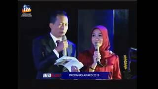 Live Prodamas Award Kota Kediri 2018