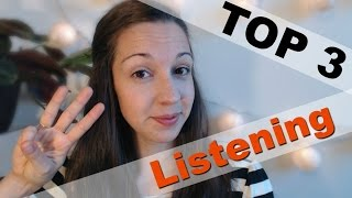 TOP 3 Ways to Improve Your Listening Skills: Advanced English Lesson