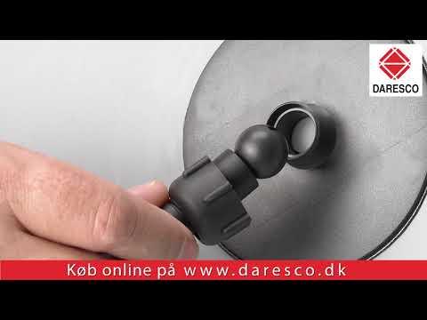 MIRAC konvekse indendørs sikkerhedsspejle fra Daresco