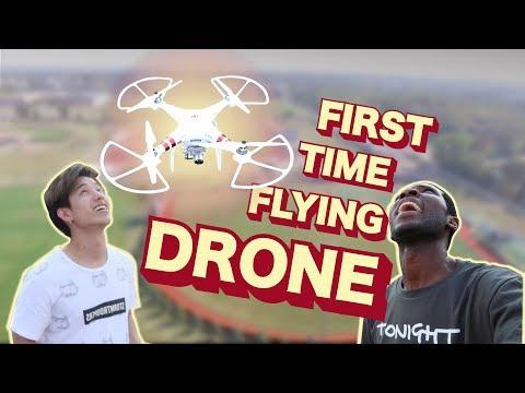 บินโดรนครั้งแรก ในมหาลัยอเมริกา!   KAYAVINE