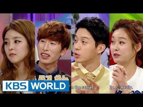 Hello Counselor - Hyeun Young, Heo Gyeonghwan, Yang Sangguk & HEYNE (2015.04.13)
