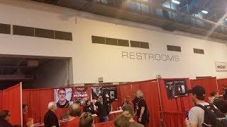 Jeffrey Dean Morgan - Fandemic Tour Houston 9-16-18