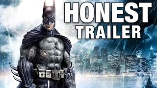 BATMAN  : ARKHAM ASYLUM (Honest Game Trailers)