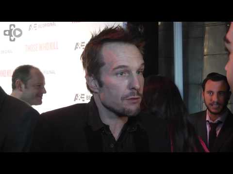 Bates Motel Season 2 Interview With Michael Eklund - YouTube