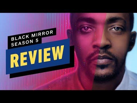 Netflix's Black Mirror: Season 5 Review
