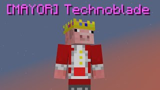 I Became the Mayor of Skyblock