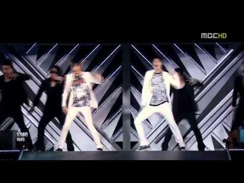 東方神起-Rising Sun [MBC SMTOWN Tokyo]