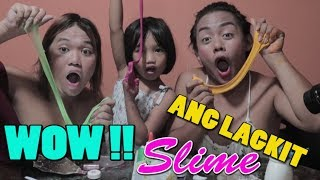 How to make a SLIME !! (EPIC MGA BEEEKS ha ha ha)