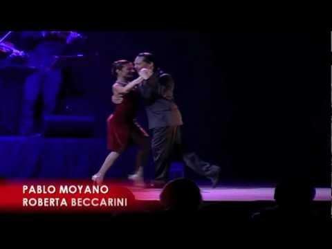 Pablo Moyano y Roberta Beccarini