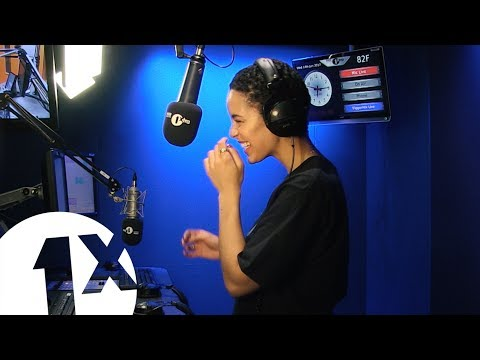 Jorja Smith sings 'Teenage Fantasy' live for Mistajam