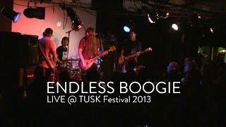 Endless Boogie @ TUSK Festival 2013