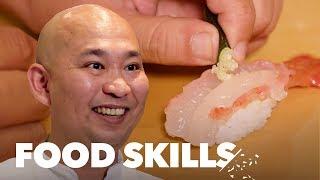 A Sushi Master Breaks Down the 10 Steps to Perfect Nigiri | Food Skills