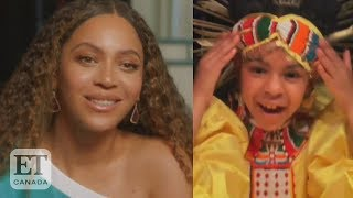 Beyonce Explains 'Brown Skin Girl', 'MOOD 4 EVA' From 'The Gift'
