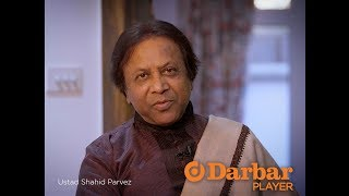 Indian Classical Music Artists support the Darbar Player