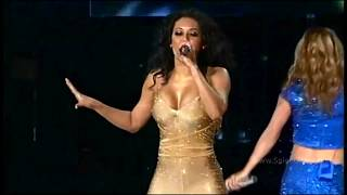 Spice Girls - Wannabe (Live @ The Return of The Spice Girls Tour New York) (Pro-Shot)
