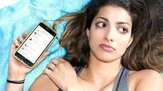 Girlfriend Swaps Phone With BOYFRIEND For Day!