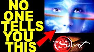 The Law of Attraction and the Higher-Self The TRUTH NO ONE TELLS YOU