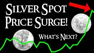 Silver Spot Price Surge! What is Next for Silver? PLUS More ASE!