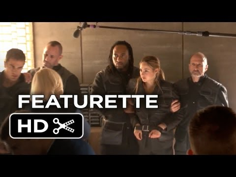 Divergent Featurette - Taking A Stand (2014) - Shailene Woodley Movie HD