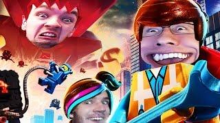 Gmod Sandbox Funny Moments: LEGOLAND!!
