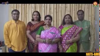 America Telugu Sambaralu 2019 | Registration Team Welcomes you | Dallas | NATS