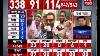 Lok Sabha Results LIVE | सनी देओल यांची प्रतिक्रिया LIVE-TV9
