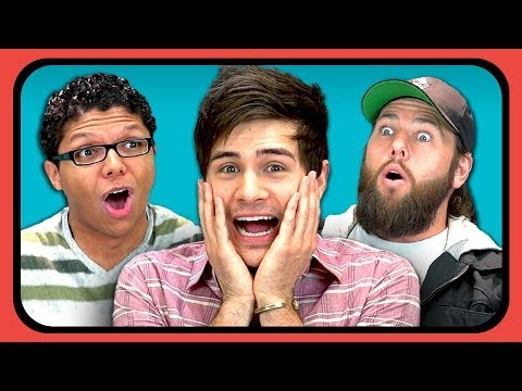 YOUTUBERS REACT TO SIR FEDORA - Smashpipe Entertainment