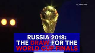RUSSIA 2018: BEST DRAW VS WORST DRAW