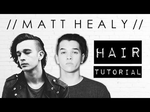 Matt Healy of The 1975 Hairstyle Tutorial | Men's Hair by iamDavidVo