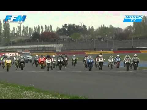 Coupes France Promosport Nogaro – 125 cc