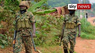 Uganda's Bobi Wine: 'The situation is desperate'