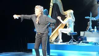 """Tonight's The Night"" Rod Stewart@PPL Center Allentown, PA 8/3/18"