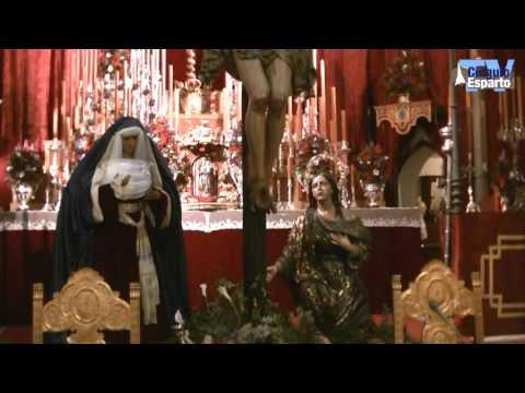 Besapiés del Cristo de la Buena Muerte de la Hiniesta