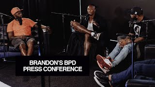 Brandon Marshall gets emotional remembering his 2011 press conference   I AM ATHLETE
