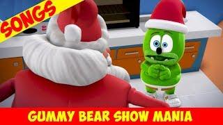 "Gummibär ""Welcome Santa"" (Extended Song) - Gummy Bear Show MANIA"