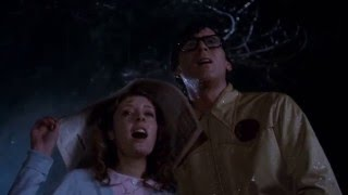 'Over At The Frankenstein Place/There's a Light' Scene   The Rocky Horror Picture Show