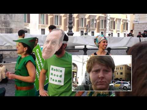 Baixar Flash mob: Robin Hood Tax