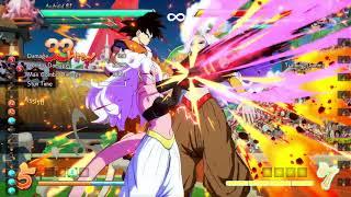 A21 1bar TOD feat. Kid Buu & Based Goku