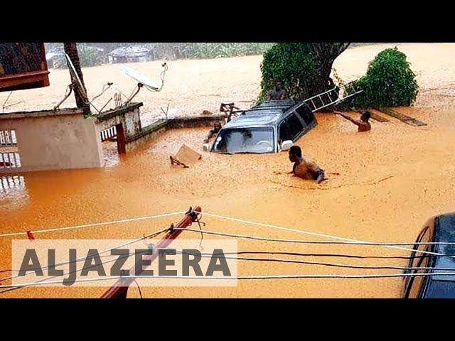 睡夢中巨變難逃生 獅子山洪災釀400死、600人失蹤