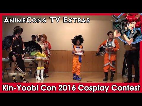 AnimeCons TV Extras - Kin-Yoobi Con 2016 Cosplay Contest