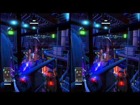 FarCry3 Blood Dragon smd ST1080 Zeiss Headtracker native 1080p 3D Tridef sbs