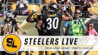 Recap Win vs. Falcons on Steelers Live | Pittsburgh Steelers