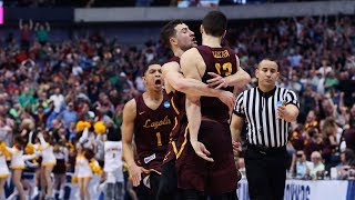 Game rewind: Watch Loyola Chicago take down Tennessee in 10 minutes