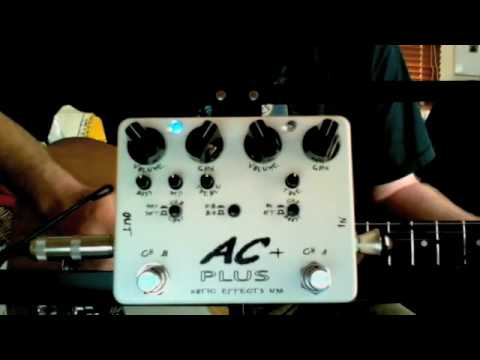 Xotic AC+ Plus Pedal
