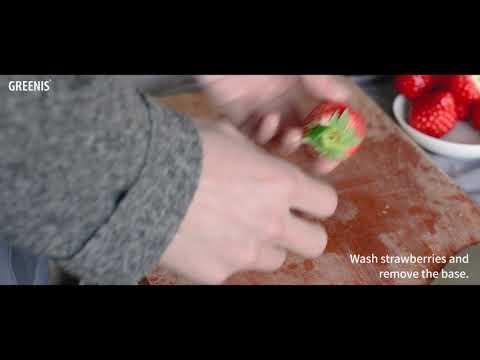 Make Kiwifruit Strawberry Grape Juice And The Recipe