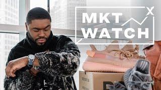 StockX MKT Watch: Yeezy 350 Rebound, Wolf Fleece Wins, and adidas x Game of Thrones
