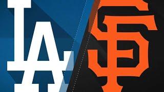 Dodgers clinch 6th straight postseason berth: 9/29/18