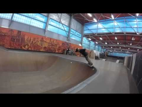 Video TRIGGER Skateboard Complet FOX 8.0