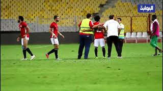 ماذا فعل محمد صلاح والجهاز الفني للمنتخب بعد الفوز علي النيجر ...